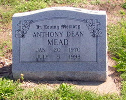 Anthony Dean Mead