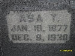 Asa T. Cox