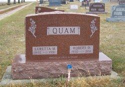 Robert D. Quam