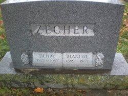 Blanche Zecher