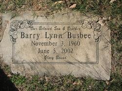 Barry Lynn Busbee