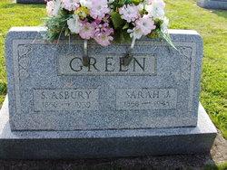 Sarah J Green