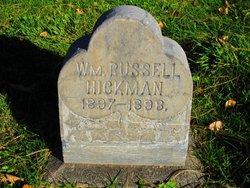 William Russell Hickman