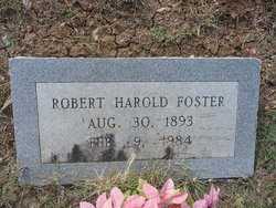 Robert Harold Foster