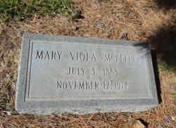 Mary Viola McFeeley
