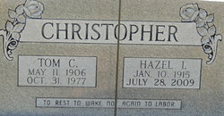 Hazel I Christopher