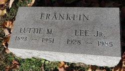 Luttie M. Franklin