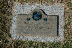 Mamie Katherine Wilson