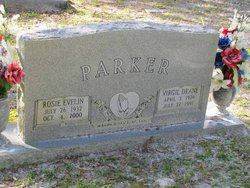 Virgil Drane Parker