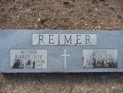 Karin Joy <I>Bean</I> Reimer