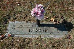 Walter Mayo Dixon