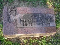 Minnie A. Poe