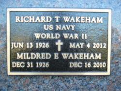 Richard T. Wakeham