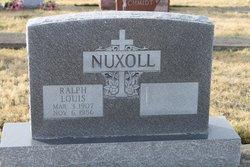 Ralph Louis Nuxoll