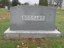 Betty Jane <I>Bossard</I> Hogan