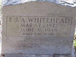 F J A Whitehead