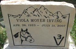 Viola Mildred <I>Moyer</I> Irving