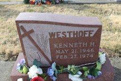 Kenneth H Westhoff