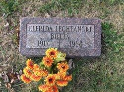 Elfrida <I>Niespodziany</I> Lechtanski Butts
