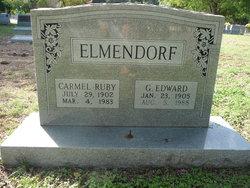 G Edward Elmendorf