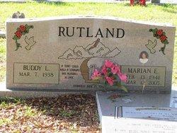 Marian E <I>Darsey</I> Rutland