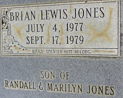 Brian Lewis Jones