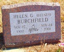 Helen G. <I>Feeney</I> Burchfield