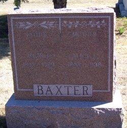 John Emery Baxter