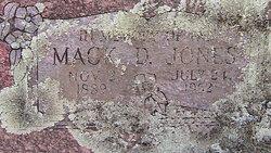 Mack Donald Jones