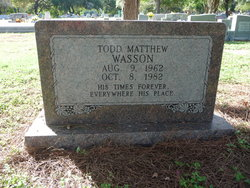 Todd Matthew Wasson