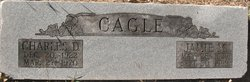 Charles D Cagle
