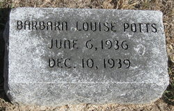 Barbara Louise Potts