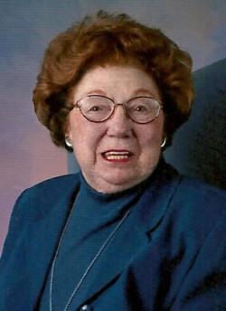 Margaret Elizabeth <I>Reed</I> Armstrong