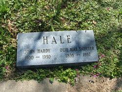 Olie Mae <I>Saucier</I> Hale