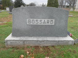 Corinne B. <I>Williams</I> Bossard