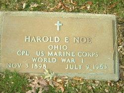 Harold E. Noe