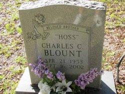 "Charles C ""Hoss"" Blount"