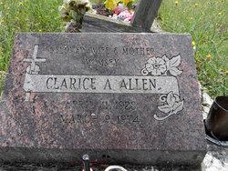 Clarice A Allen