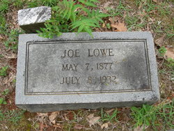Joe Lowe, Sr