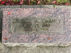 George A Chaney