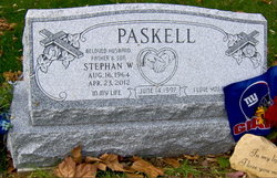 Stephan William Paskell