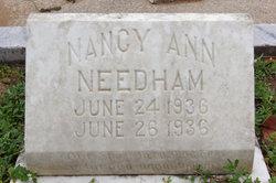 Nancy Ann Needham