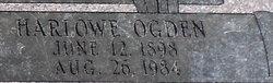 Harlowe Ogden Wolfe