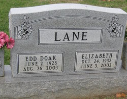 Edd Doak Lane