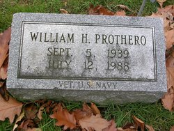 William H Prothero