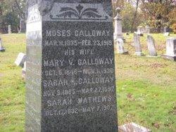 Sarah Mathews