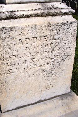 Addie L. Davis