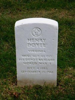 Henry Doyel