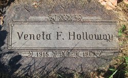 Veneta F. Holloway