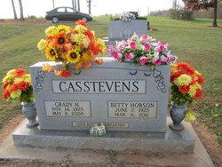 Betty Lou <I>Hobson</I> Casstevens